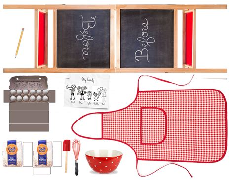 printable elf props elf on the shelf free printable props the glamorous project
