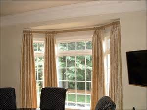 Curved curtain rails for bay windows curtains home design ideas