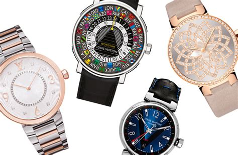 the top 10 louis vuitton watches global blue