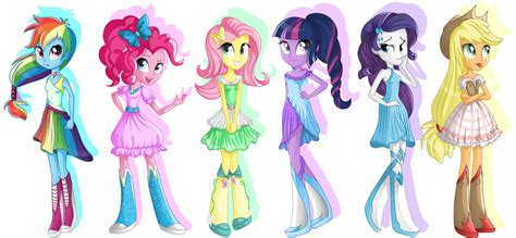 newly hair style high poni bakcming mlp equestria girls favourites by 8dragon on deviantart