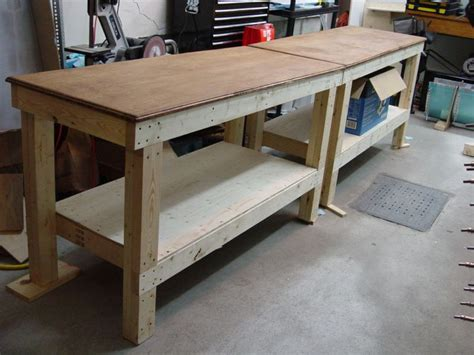 simple 2x4 bench plans simple workbench plans 2x4 best house design best and