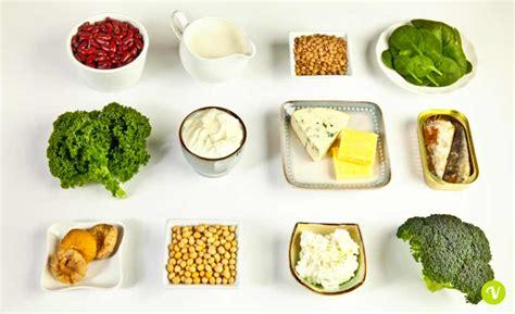 alimenti con calcio alimenti ricchi di calcio quali sono ecco 10 cibi con calcio