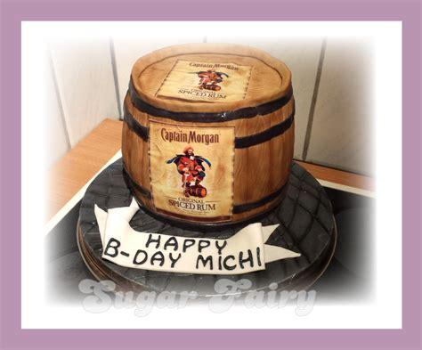 Captain Morgan Geschenkidee Captain Cake Cake Torten Und Essen