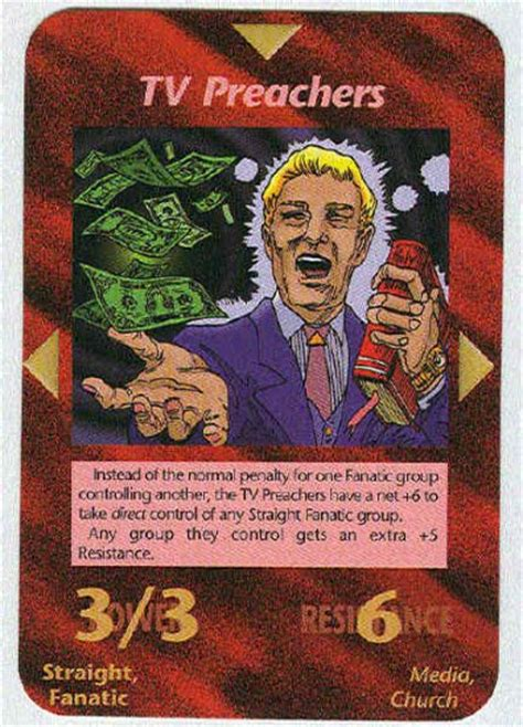 illuminati tv illuminati tv preachers new world order trading card