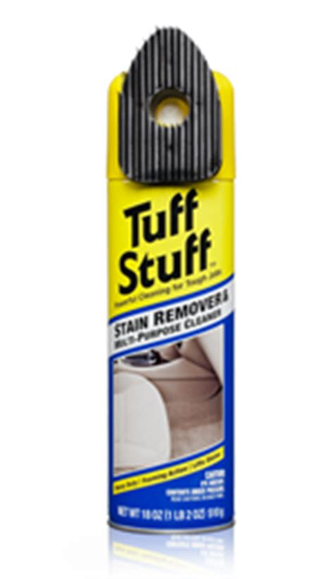 Tuff Stuff Upholstery Cleaner Tuff Stuff 174 Cleaning Product Lineup