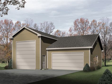 Garage For Rv by Kira Rv And Boat Storage Garage Plan 059d 6000 House