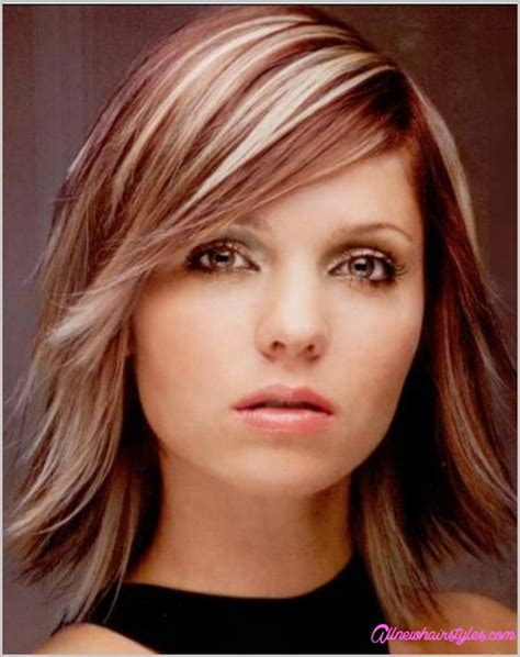 modern shoulder length hairstyles medium length trendy haircuts allnewhairstyles com