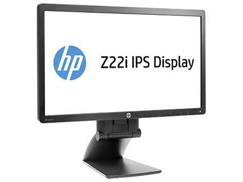 Monitor Hp 14 Inch hp z22i 21 5 inch ips monitor widescreen d7q14a4 spesifikasi