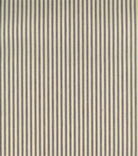 Mattress Ticking by Utility Fabric Pillow Ticking Blue At Joann