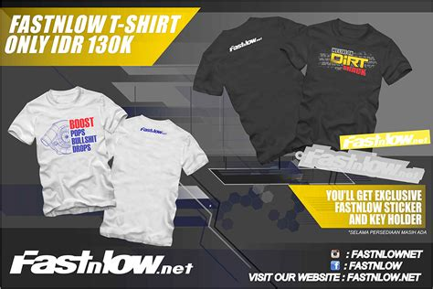 Kaos T Shirt Baju Drift Car Driver fast n low brand new t shirt fastnlow net