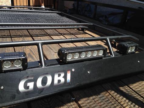 Used Gobi Roof Rack For Sale by H3 Gobi Stealth Roof Rack W Led Lights Hummer Forums