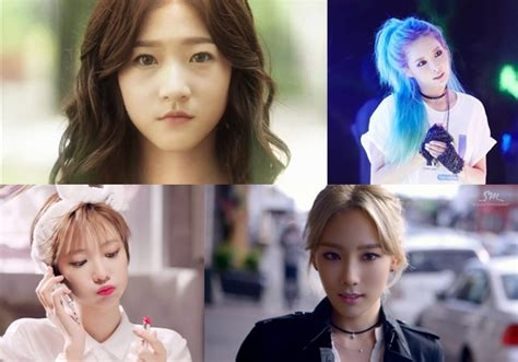 kpop 2015 hairstyles our 2015 k celebrity female hairstyle wish list soompi