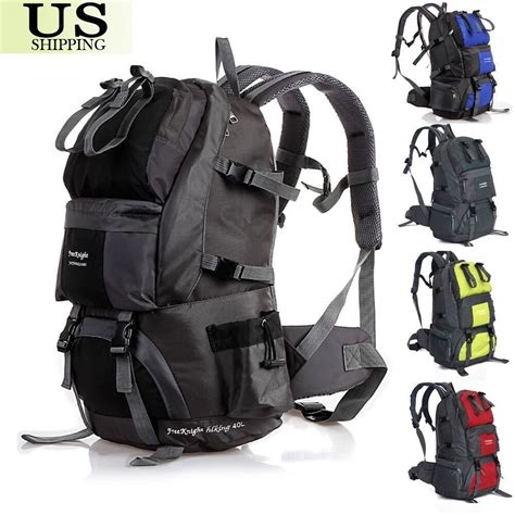 backpacks hiking 40 50l outdoor backpack hiking bag cing travel