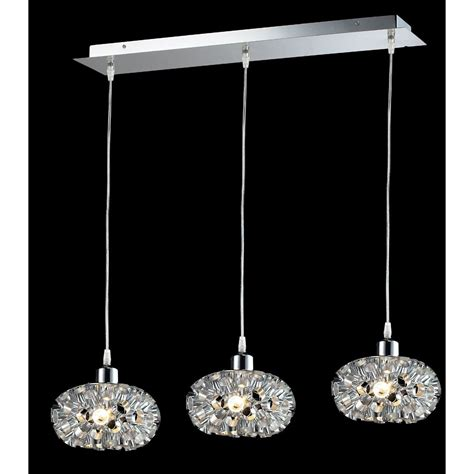 Classic Lighting Laguna 3 Light Kitchen Island Pendant Classic Pendant Light