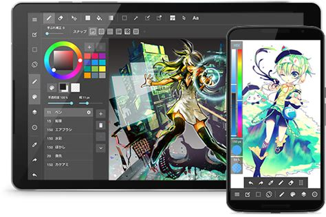 paint tool sai android tablet what are some drawing programs to use with graphic