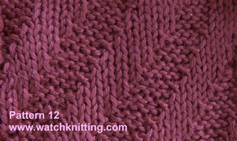 knitting pattern basic knitting stitches knitting