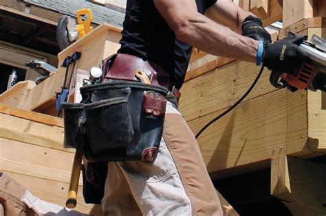 leather occidental toolbelt jlc  work wear