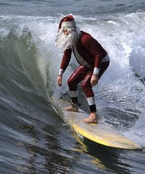 santa on surfboard 66 best images about surfing santa on on the surf and surfers