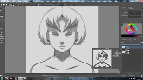digital drawing software getting started with krita 1 3 david revoy