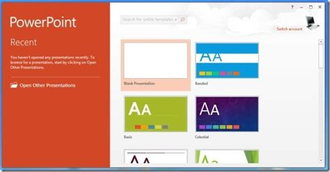 powerpoint template 2013 best presentation software and tools