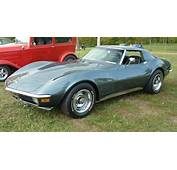 Old Cars Guide 1970 Corvette