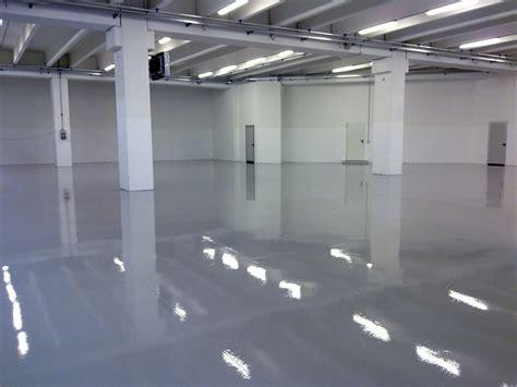 resine per pavimenti industriali capannoni