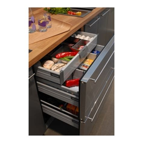 Built In Laundry Cabinets by Norcool Fully Integrated Drawer Fridge 0516260010