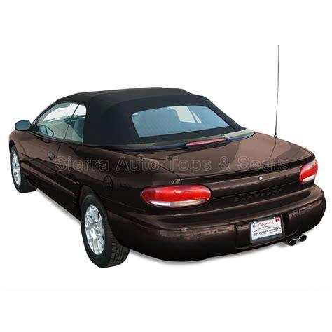 Chrysler Sebring Convertible Top by 1996 2000 Chrysler Sebring Convertible Tops