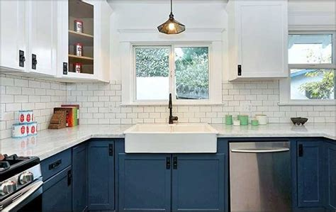 Kitchen Countertop Backsplash Ideas by 21 Small U Shaped Kitchen Design Ideas