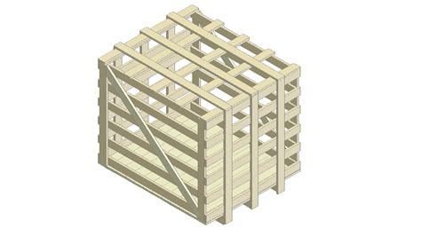 gabbia in legno tacchella f lli srl