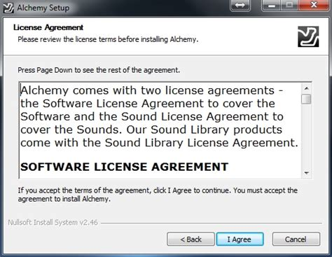 sle software license agreement agree to os x yosemite