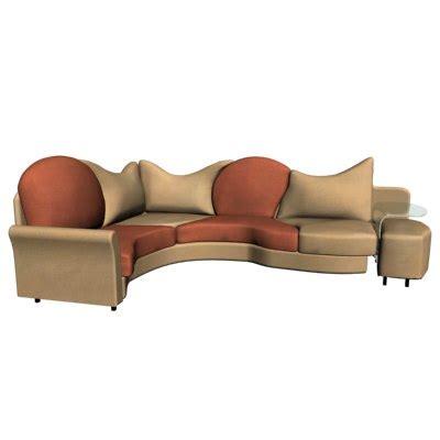 devan sofa 3d model divan sofa