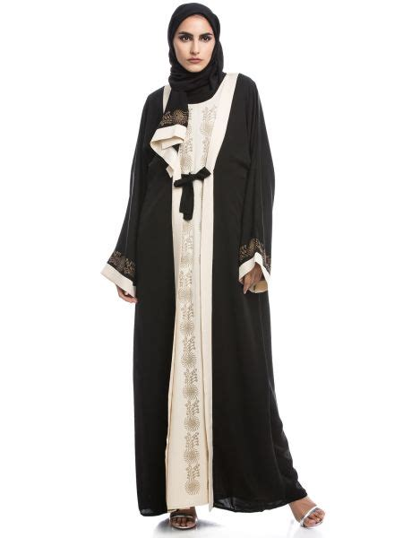 Abaya Saudi 65 look style casual abaya for review and buy in dubai abu dhabi and rest of united arab