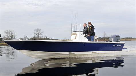 sea born boat owners fx24 bay sea born boats