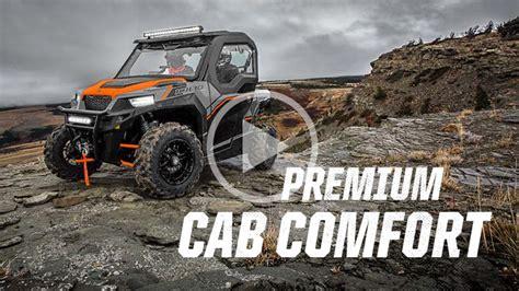 Comfort Cab by 2017 Polaris General 1000 Eps Utv