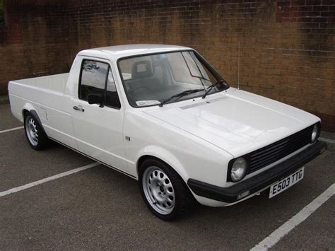 volkswagen caddy pickup mk1 volkswagen caddy pickup mk1 reviews prices ratings