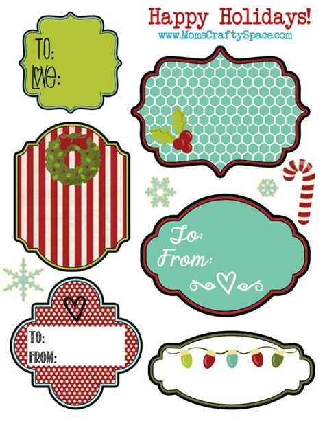 gift tag labels template free printable gift labels and tags worldlabel