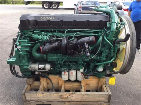 volvo  stock  engine assys tpi