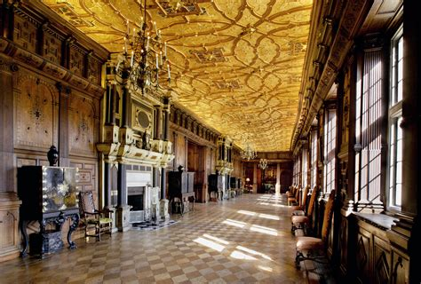 history and glamour at hatfield house