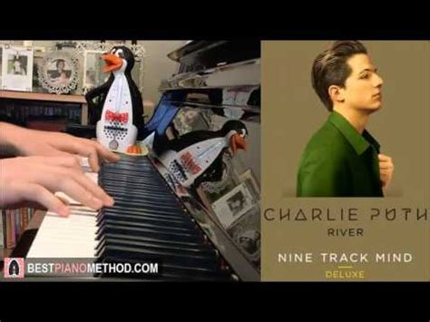 charlie puth river charlie puth river piano cover coversongs