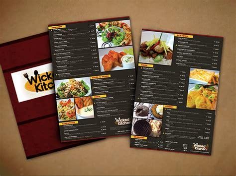 design menu book menu board display menu book on behance