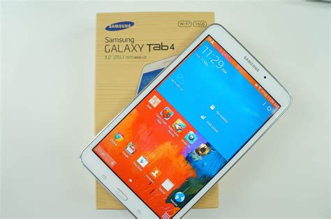 Tablet Samsung Tab 4 Bekas samsung galaxy tab 4 8 0 review
