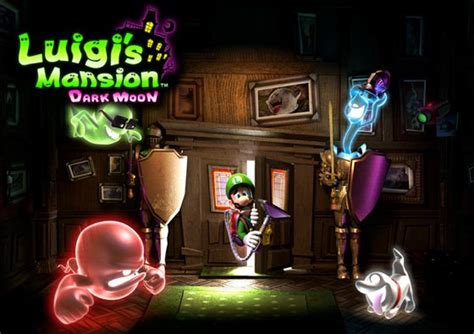 Kaset Luigi S Mansion Moon 3ds luigi s mansion moon 3ds scheduled for 2013 nintendo