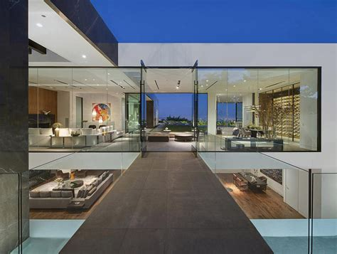 california home and design instagram step inside calvin klein s new los angeles mansion