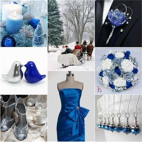 wedding colour themes silver 208 best images about cobalt royal blue silver and white