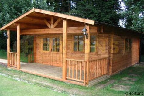 5m x 6 8m surrey log cabin hortons portable buildings