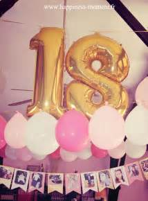 25 best ideas about anniversaire 18 ans on 18