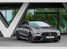 2020 Mercedes-AMG CLA 45 Review, Trims, Specs and Price ... Cla 45 Review