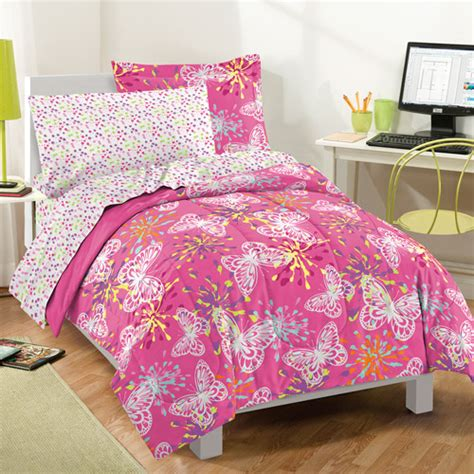 dream factory bedding dream factory butterfly party bedding comforter set