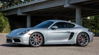 Porsche Caymen Drive 2017 Porsche 718 Cayman